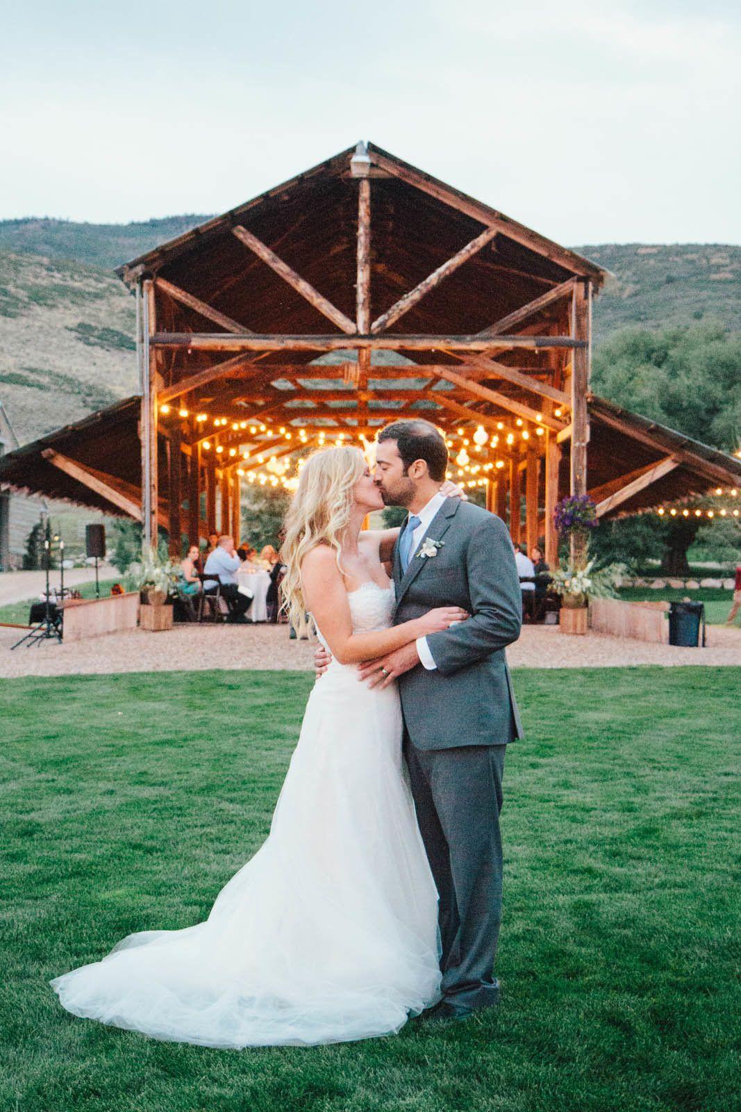 Beautiful High Star Ranch Wedding in 2020 Farmhouse