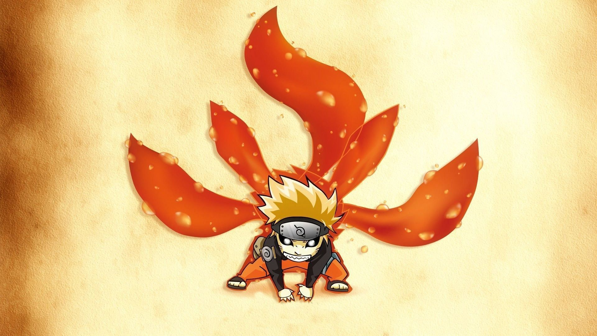 Naruto Ninetailfox Wallpaper Naruto Shippuden Naruto Wallpaper Anime Wallpaper 1920x1080