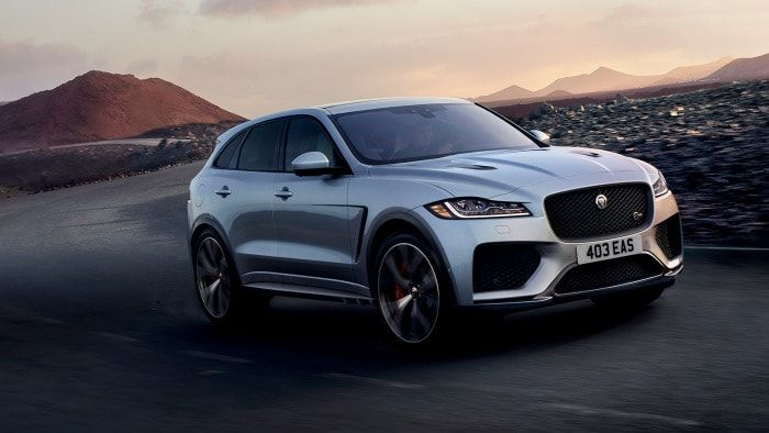View Images Of The Beautiful F Pace Svr A True Performance Suv With The Dna Of A Sports Car Learn More Jaguar Suv Jaguar Jaguar Car