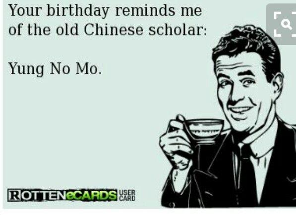 Yung No Mo Funny Birthday Ecards Funnies Happy Dad