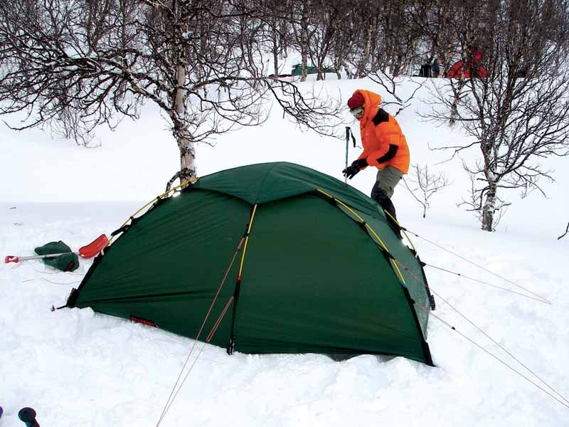 Hilleberg Soulo Tent - A completely free standing solo tent that is both expedition-ready & Hilleberg Soulo Tent - A completely free standing solo tent that ...