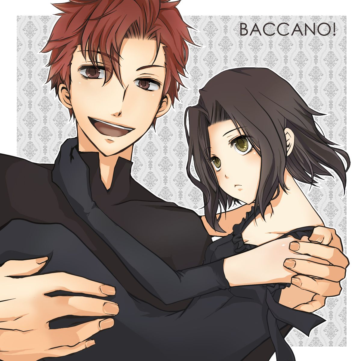 Tags: Fanart, Baccano!, Chane Laforet, Claire Stanfield