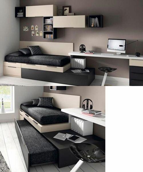 Mobiliario juvenil jjp 3 muebles i decoraci n Mobiliario para espacios reducidos