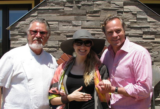 Kicking it w/ Jean-Charles Boisset & crew! via archives  IMG_2204_2 | Flickr - Photo Sharing!