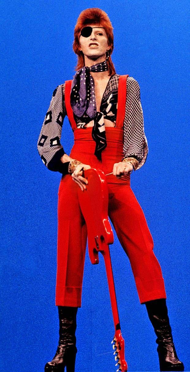 Halloween Jack. David Bowie