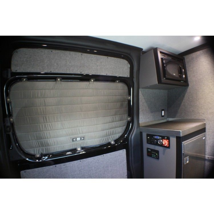 2007+ Sprinter Van Sliding Door Window Shade | Sliding ...