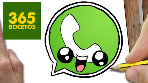 Whatsapp 365 Dessin Logo 365 Dessins Et Dessin Kawaii Logo