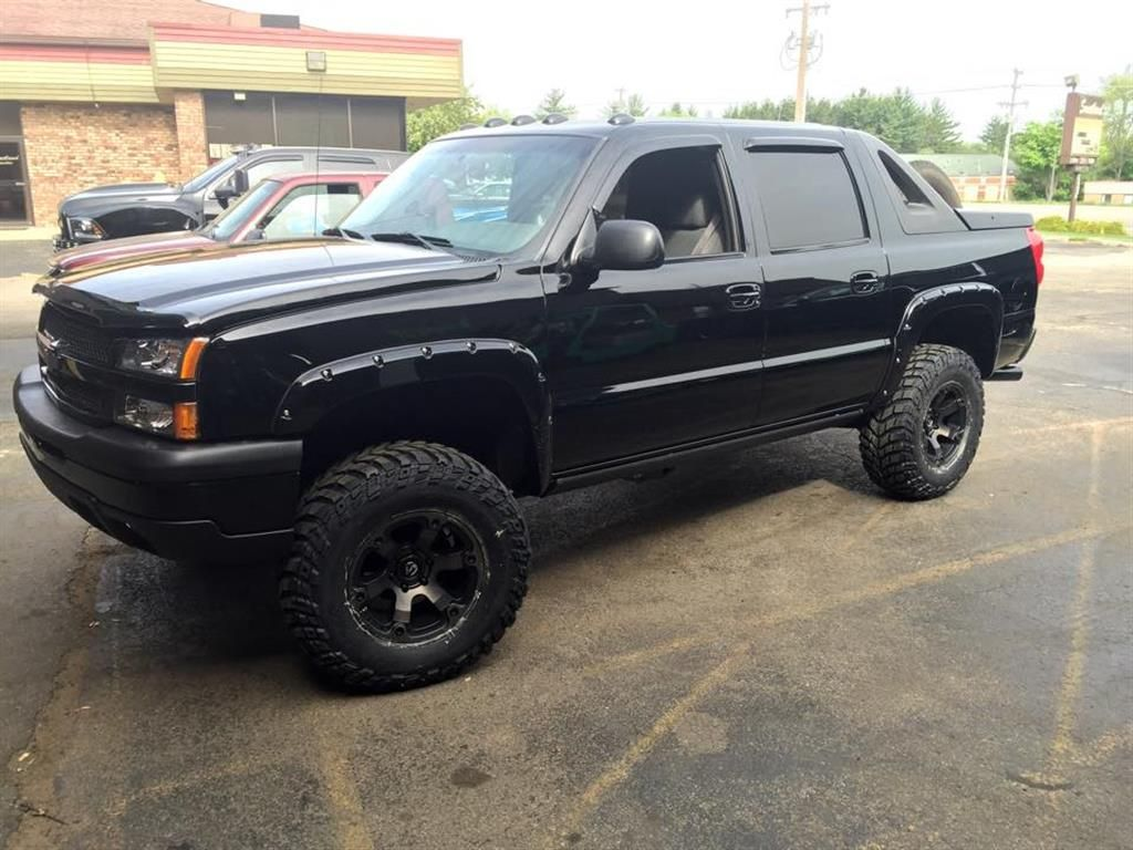 Avalanche 2002 chevy avalanche lift kit : Chevy Avalanche by Venom Motorsports in Grand Rapids MI . Click to ...
