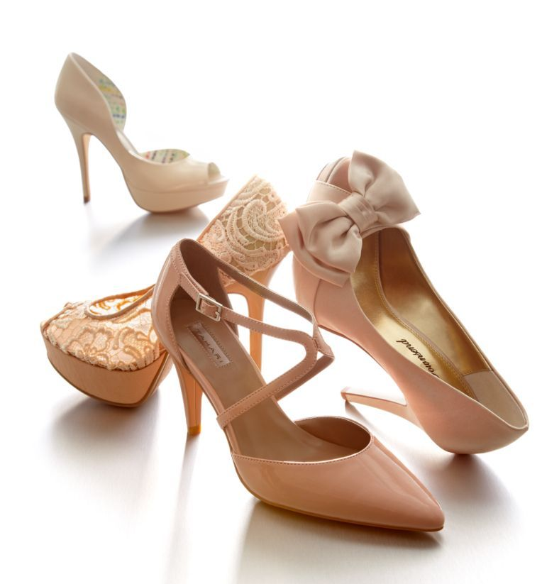 Bridal Shoes Dsw: These Are ALL Romance! Check Out These Be Mine Styles At