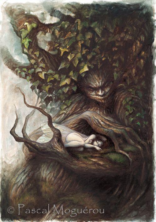 """Résultat de recherche d'images pour """"fée sur une branche Moguerou"""""""
