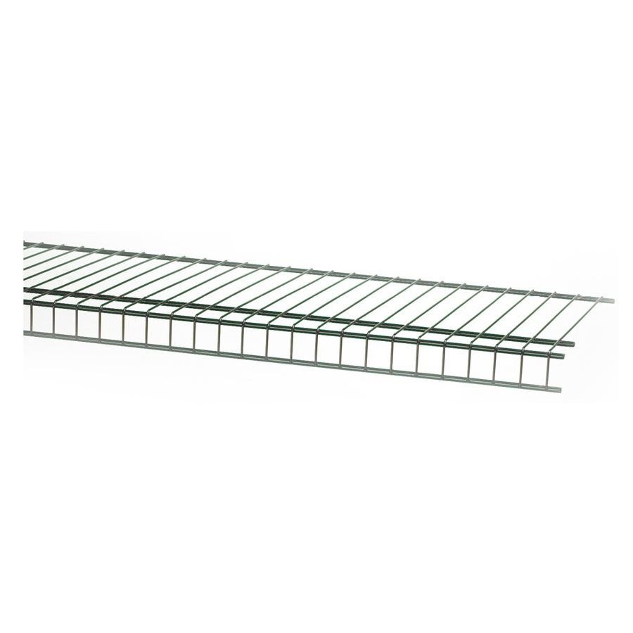 Shop ClosetMaid 72-in x 12-in SuperSlide Wire Shelving at Lowe\'s ...