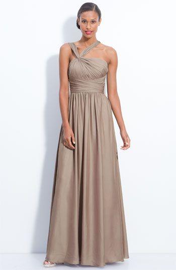 Monique Lhuillier Bridesmaid dress from Nordstrom