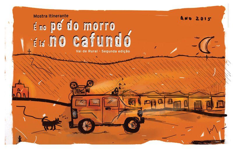 """""""É no Pé do Morro, é no Cafundó."""""""