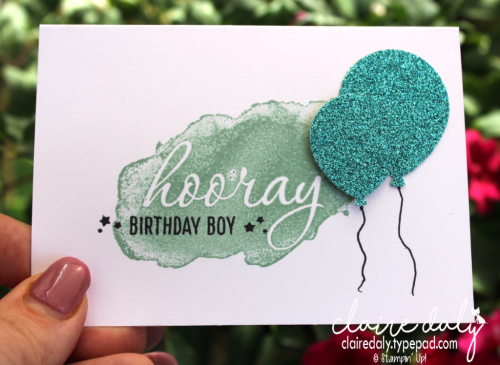 Birthday Cards Melbourne ~ Stampin up reverse words saleabration 2017 birthday card by claire
