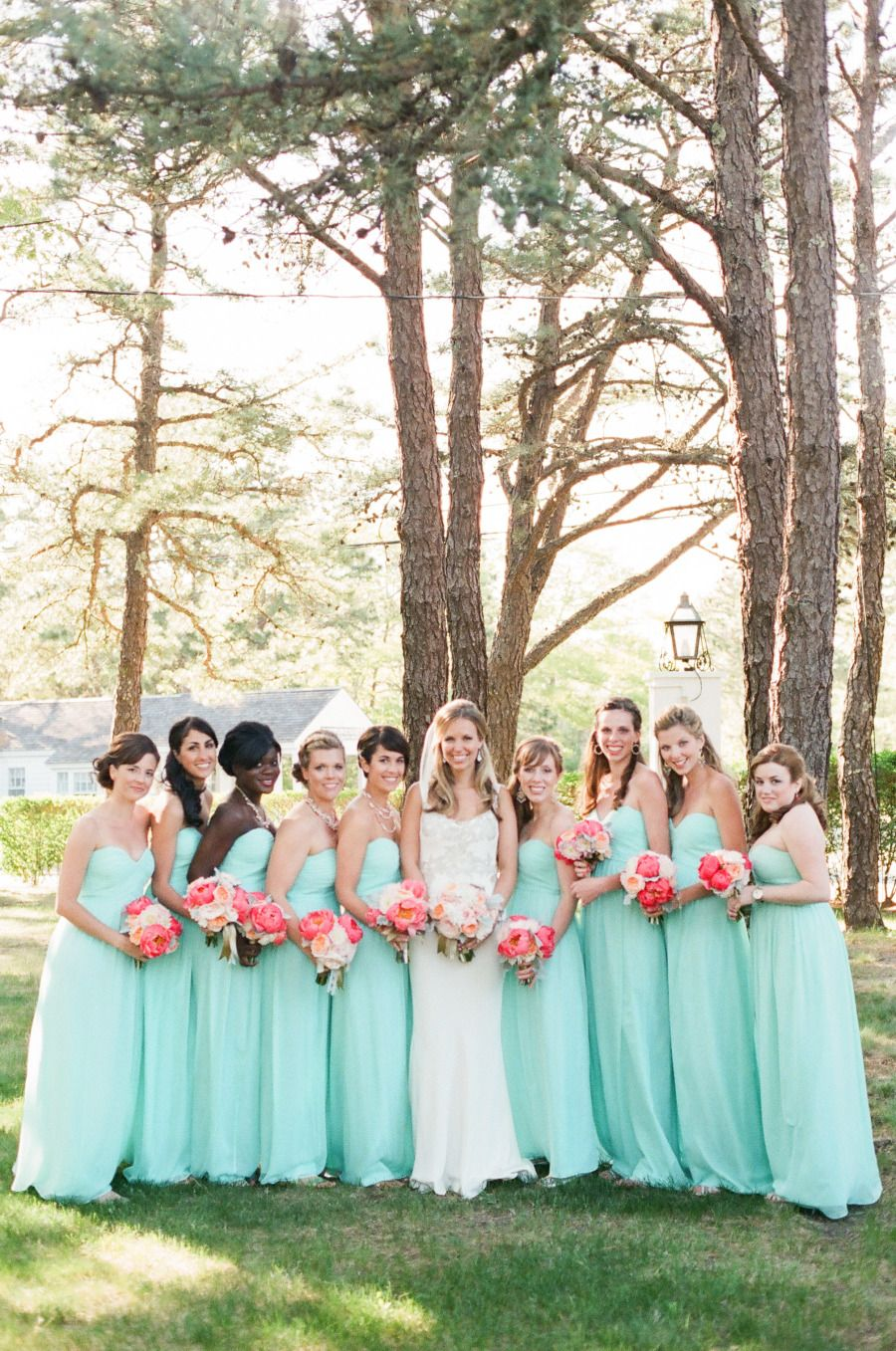 Nautical coral mint cape cod wedding cape cod wedding cod and cape