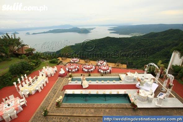 Weddings Venue Destination at Casablanca Private Mansion Tagaytay
