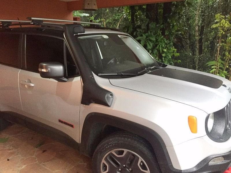 Snorkel Jeep Renegade Jeep Renegade Jeep Carros