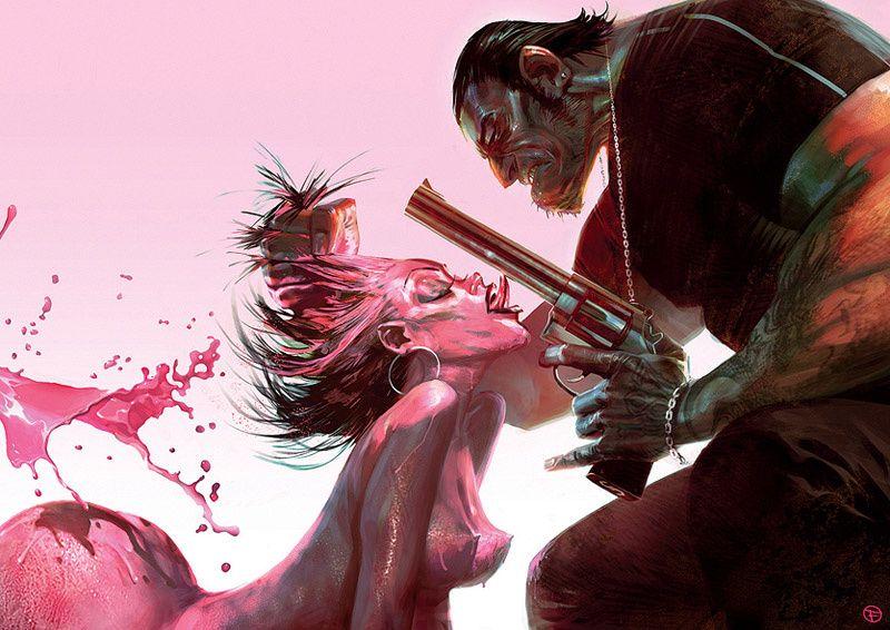 gangsta lovaz by Joel Dos Reis Viegas   2D   CGSociety