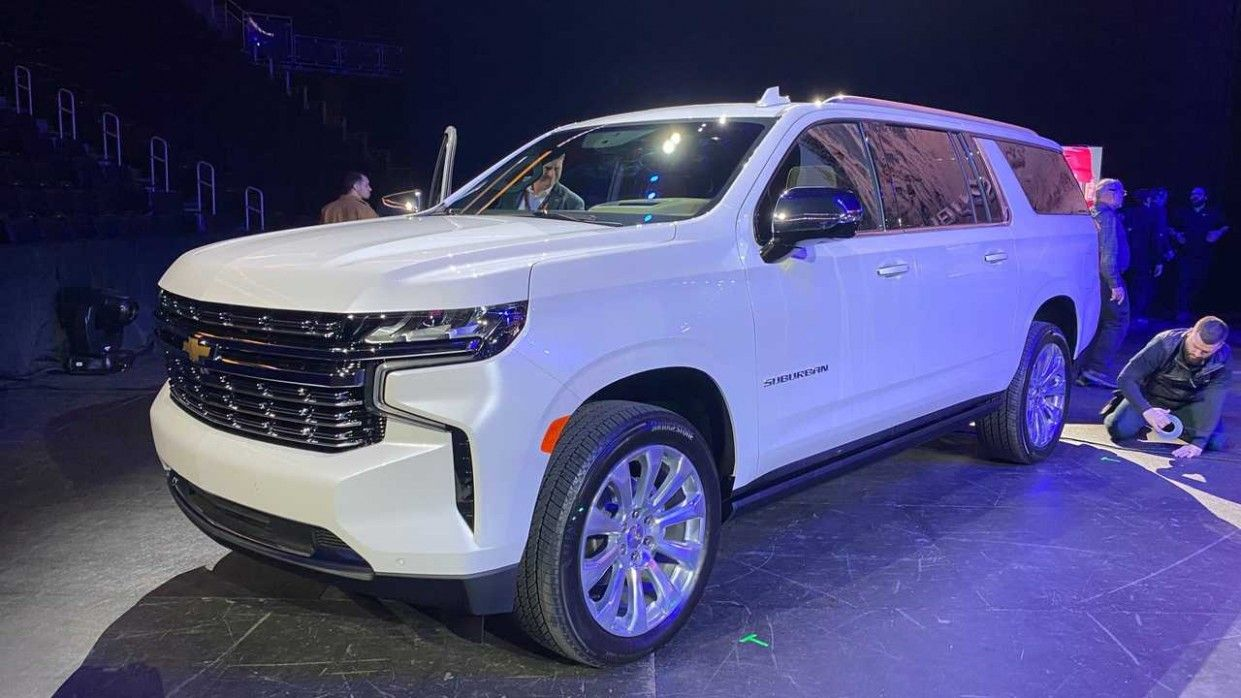 2020 Chevrolet Suburban Price And Review In 2020 Chevrolet