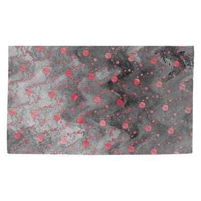 Latitude Run Avicia Planets And Stars Black Pink Area Rug Rug Size