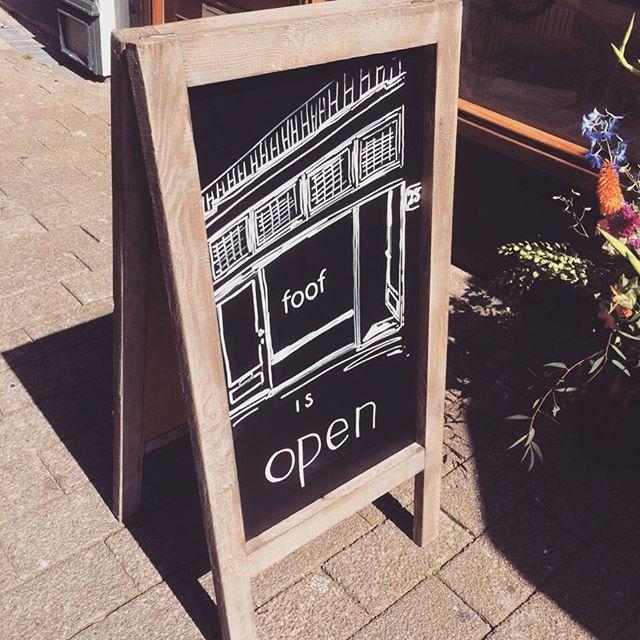 Goed nieuws! Deze week gaan we langs bij deze toffe nieuwe shop #haarlem #new #hotspot