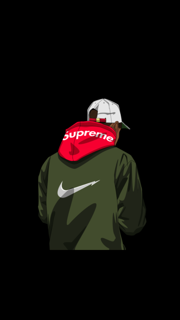 Pin by jb on dopeness pinterest supreme wallpaper for Fond ecran supreme