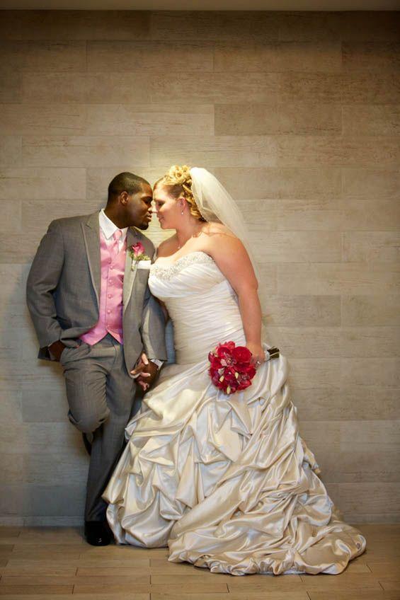 Wedding gown by Essence of Australia