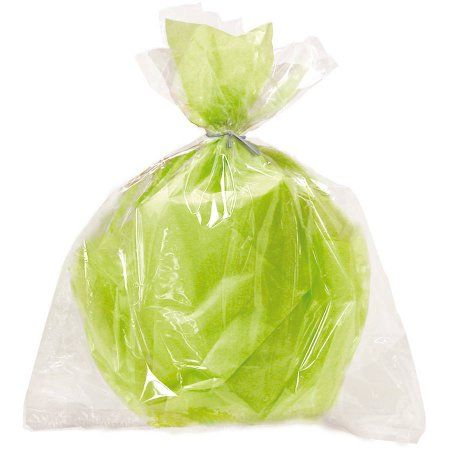 Plastic Cellophane Bags 20 X 16 In Clear 6ct Products