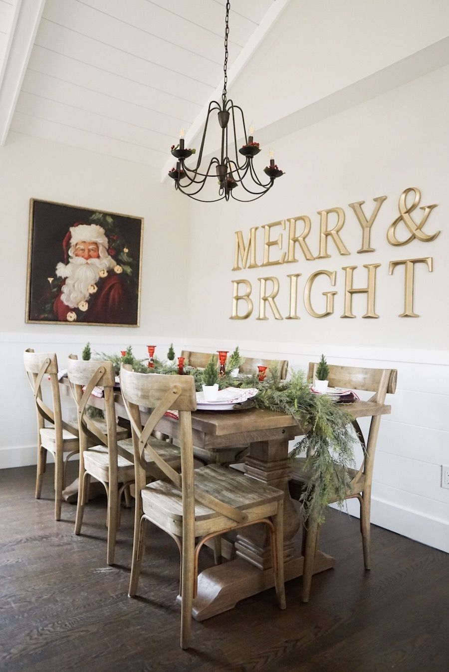 Holiday Home Tour Step Inside This Cozy New England House