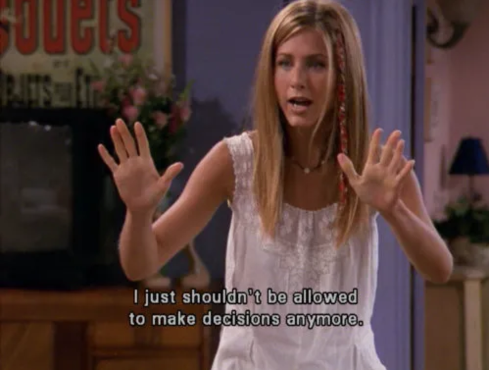 10 Quotes From 'Friends' That Couldn't BE More Relatable To College Life – Throwback