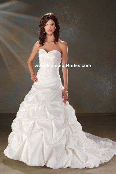 Bonny Wedding Dress Style 821   House of Brides