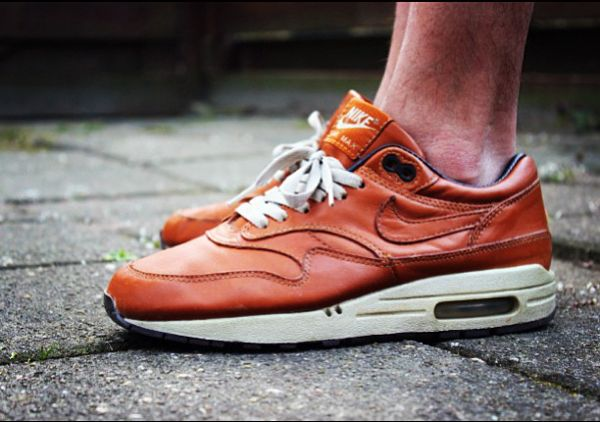 Nike Air Max 1 Leather Curry – 2003  818bd88d119