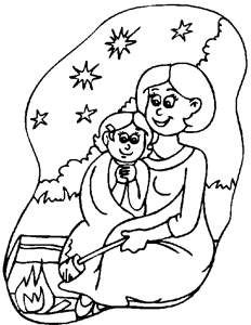 kaboose coloring pages printable - photo#8