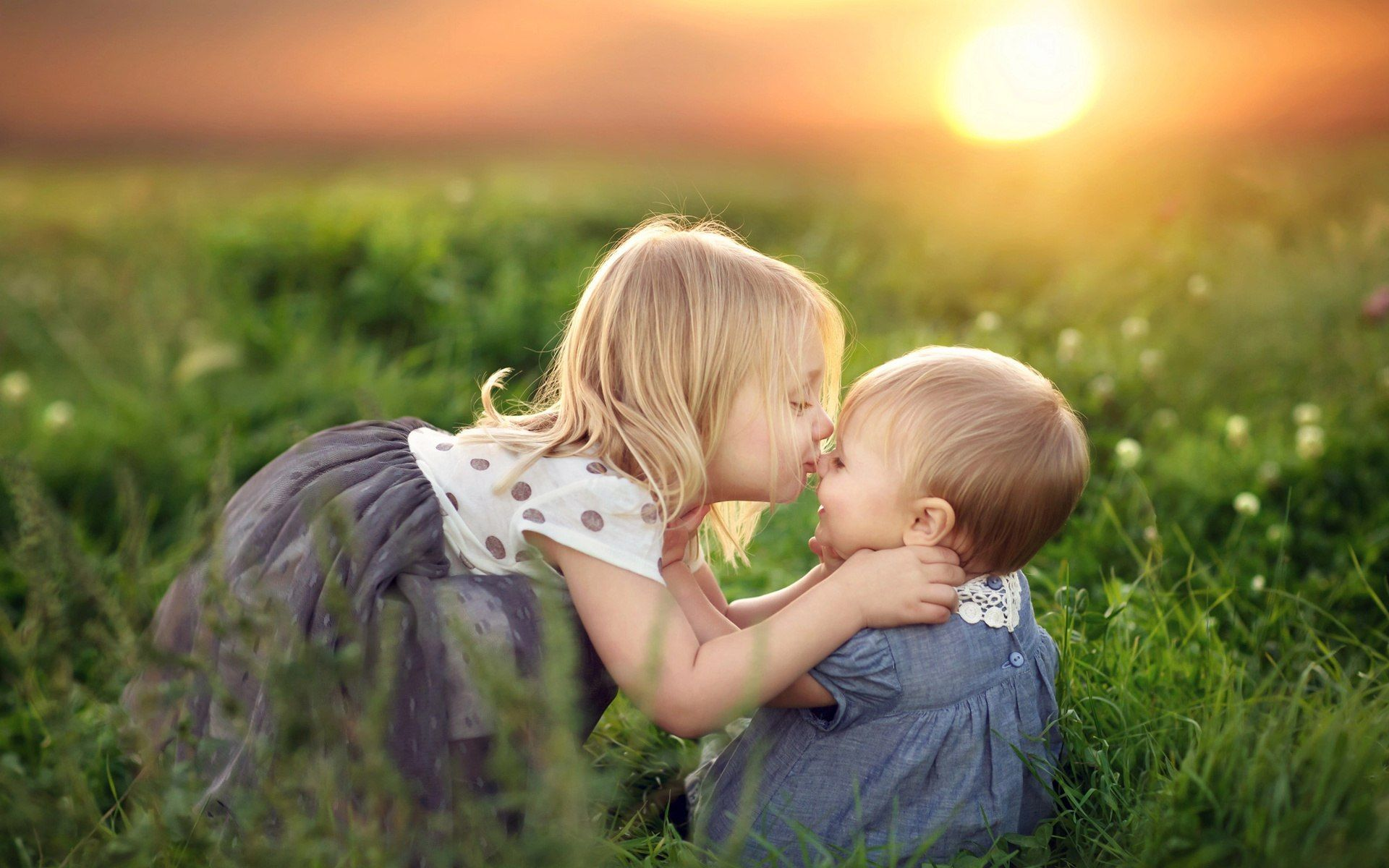 счастье в детях фото обычная