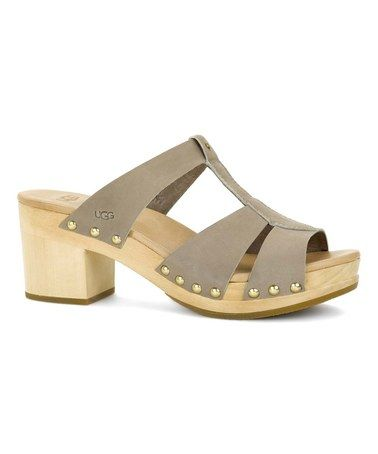 b4254010aa3 Loving this UGG® Primer Leather Jennie Sandal on #zulily ...