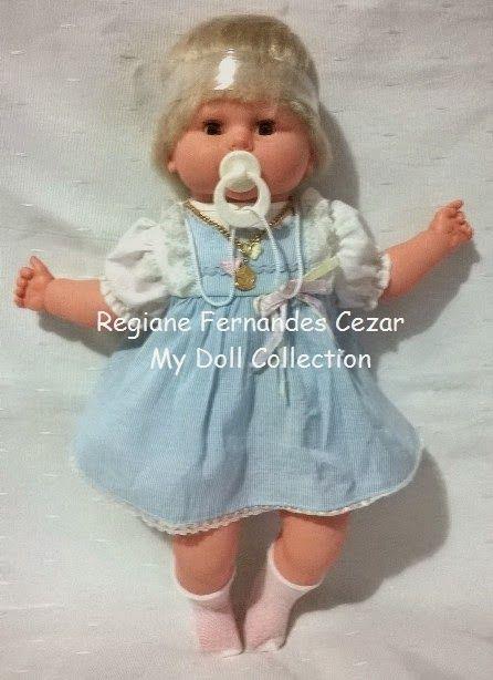 My Dolls Collection: Boneca Bebê Chupetin, Estrela, anos 80, (provavelm...