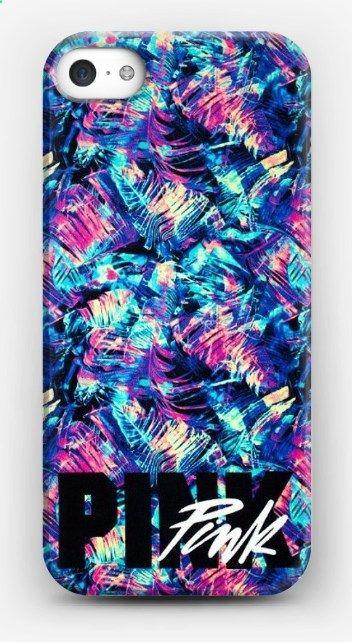 dc612322e3e Phone Cases - Jungle PINK Victorias Secret Style Case for iPhone 4 4S 5 5S  5C 6 6S 6/6S Plus More
