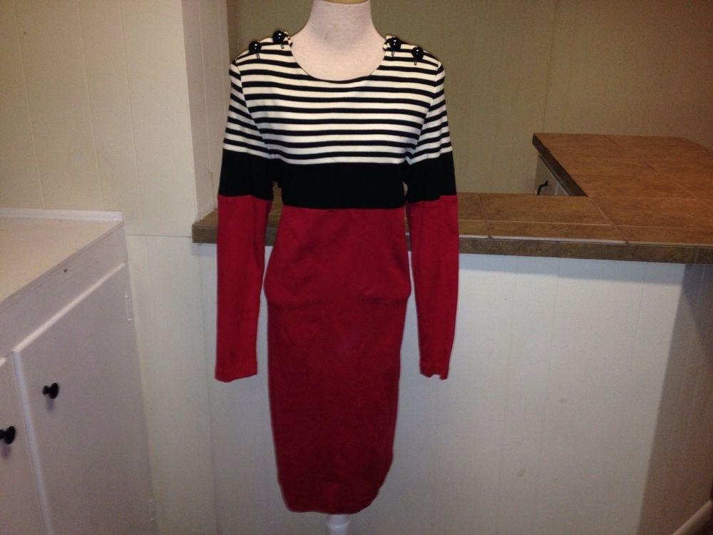 Vintage Linda Lewis office work dress