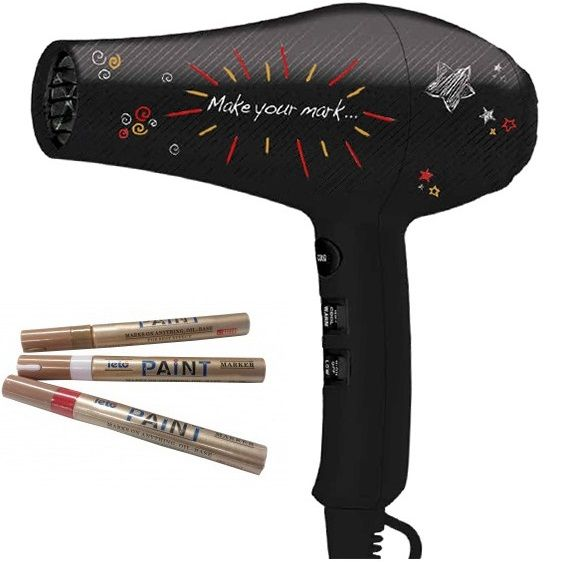 Babyliss Pro Diy Do It Yourself Custom 1900 Watts Dryer With Markers Babmk5586 49 95 Visit Www Barbersalon Com One St Babylisspro Diy Custom Salon Supplies