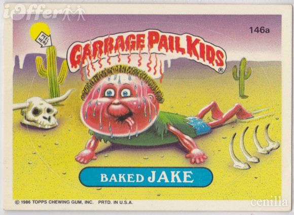 Garbage Pail Kids Page 6 Images Garbage Pail Kids Garbage Pail Kids Cards Garbage