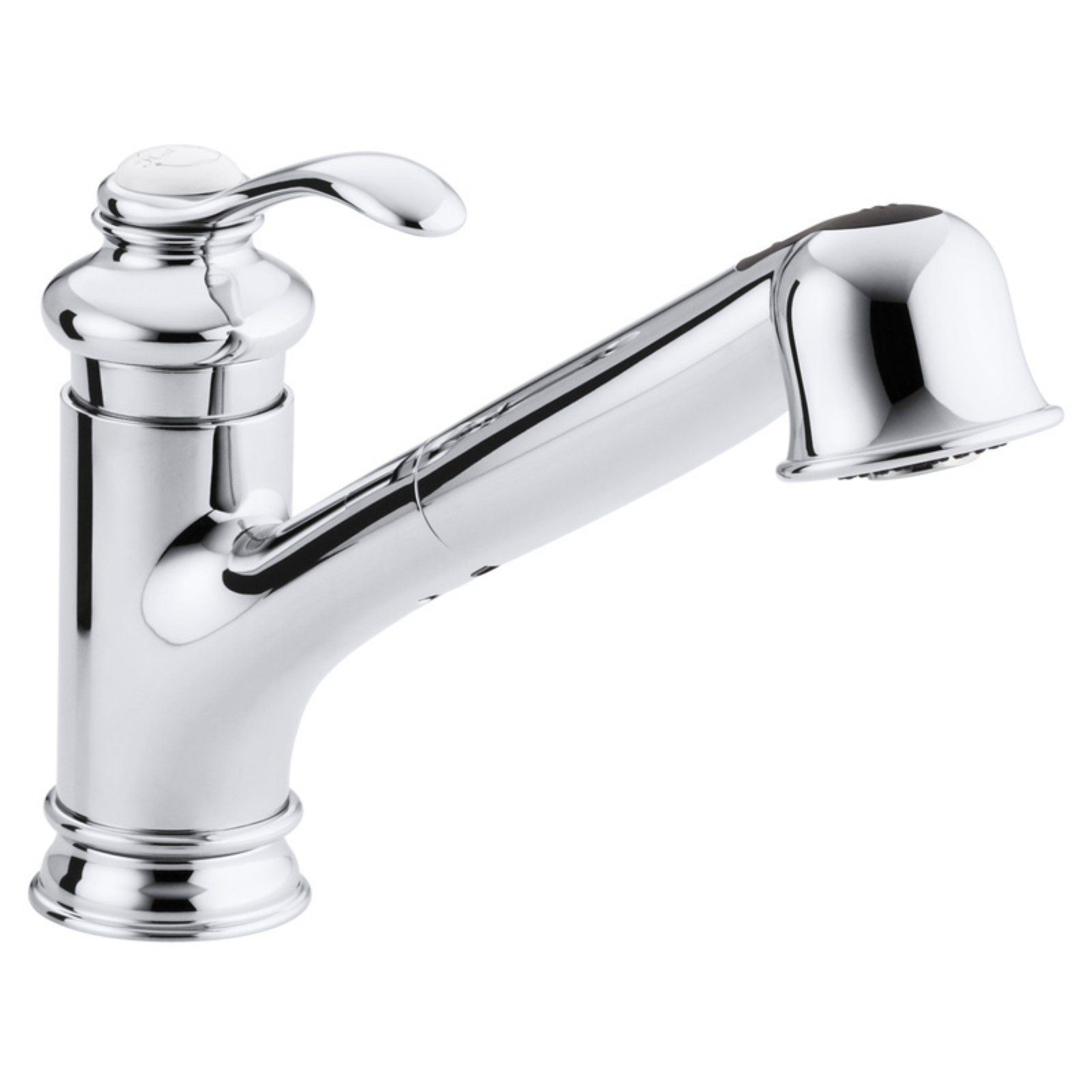 Kohler Fairfax K12177 Single Handle Pull Out Kitchen Sink Faucet