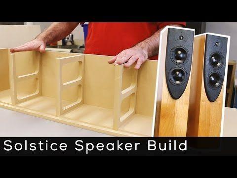 How to make your own Soundbar - Free plans! DIY Speaker