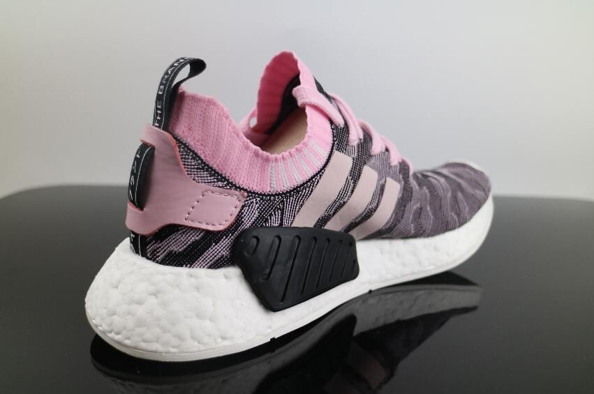 1bc0bcb5c Best Price Authentic Adidas NMD R2 Grey Pink BY9521 Boost Free DHL Shipping  for Sale 04