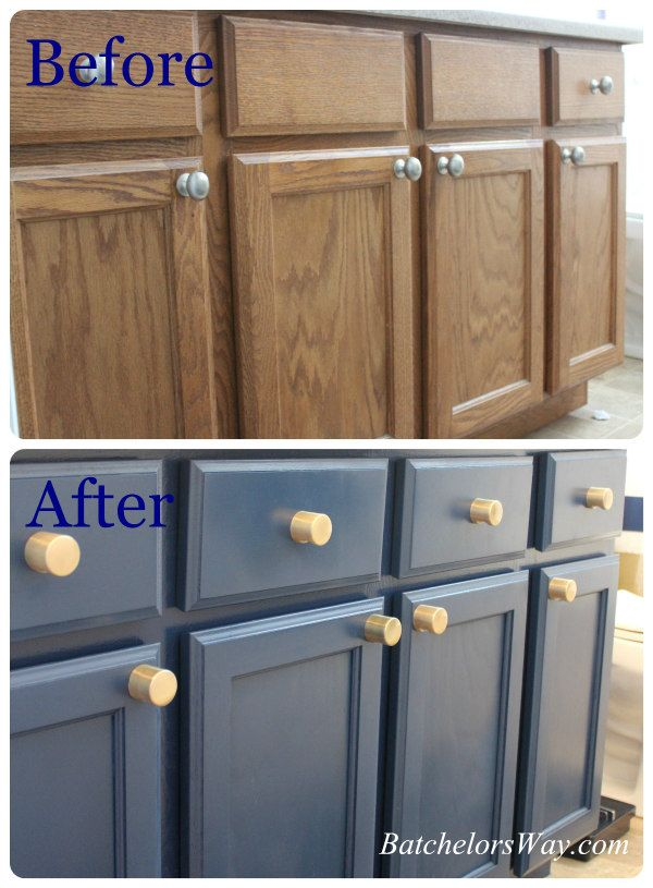 Tutorials Tips Link Party 236 Painting Bathroom Cabinets