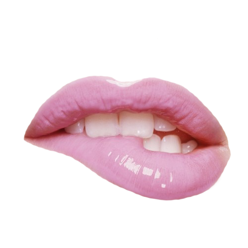 Pin By Lulu On Inspiration Pink Lips Lips Tumblr Png