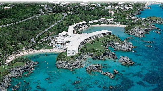 The Former Sonesta Beach Hotel South S Rd Southampton Bermuda