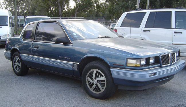 1986 I Think Gray 2 Dr Pontiac Grand Am I Had One Like This My First Good Car I Had Loved That Car Pontiac Grand Am Pontiac Grands