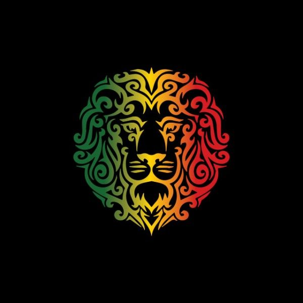 Wallpaper Rasta Lion Iphone Wallpapers