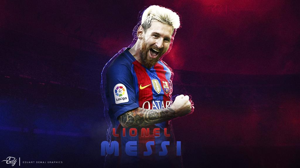 Messi Beard Wallpaper