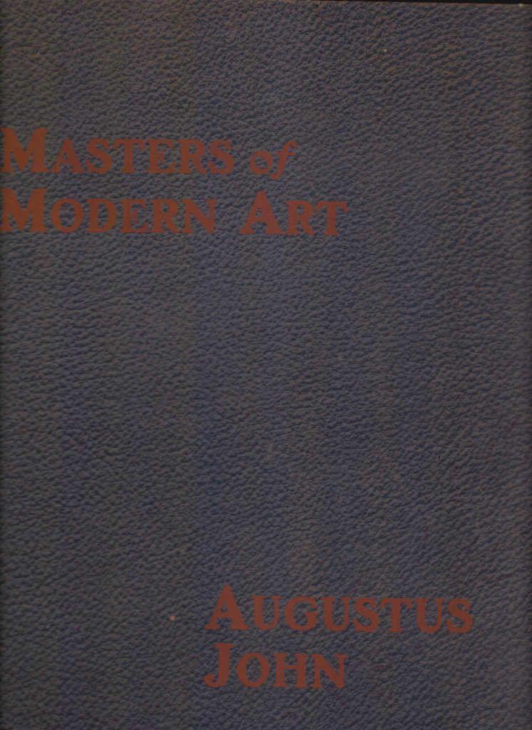Masters of Modern Art: Augustus John